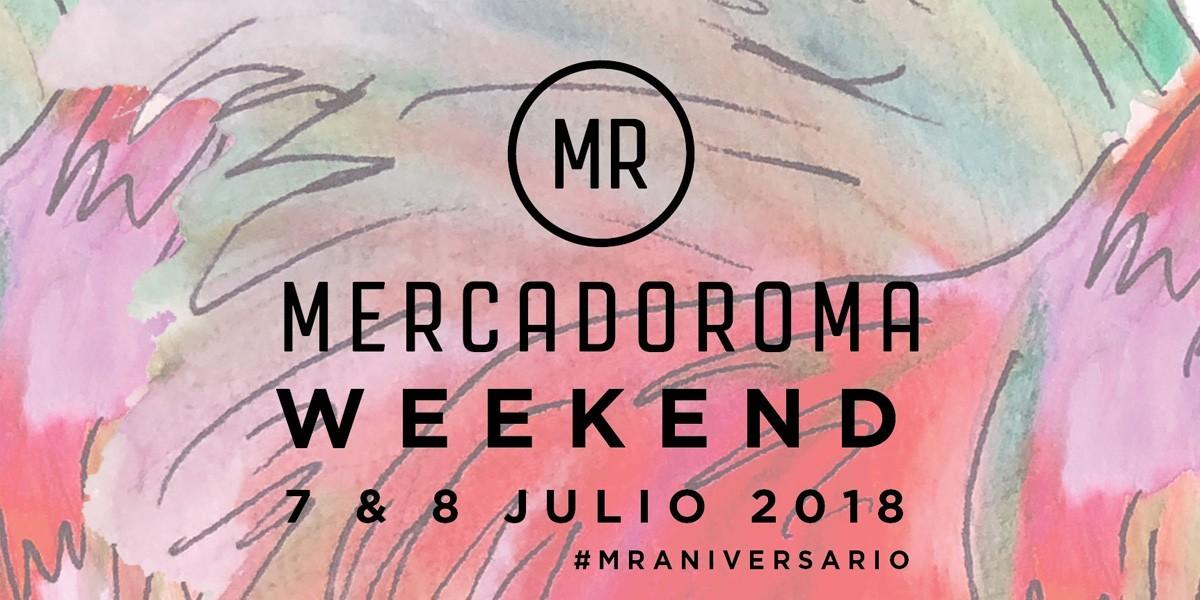 Mercado Roma cumple 4 años y celebra con un festival de música